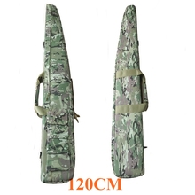 Hot Sale Tactical Carbine Rifle Bag Hunting Airsoft Paintball Gun Bag Case With 4 Pouches