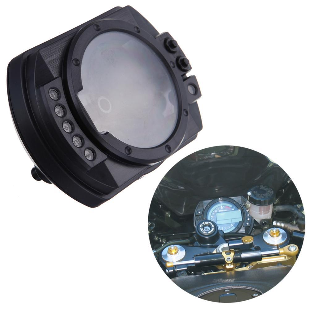 Speedometer Speedo Meter Tacho Instrument Gauge Clock Case Cover For Kawasaki ZX10R 2004 - 2005 ZX6R Z750 Z1000 2003 - 2006<br>