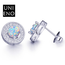 Earings Limited Brinco 2017 New Sale 925 Sterling 100% Original Crystal from Swarovski Crystal Earrings Stud for Woman(China)