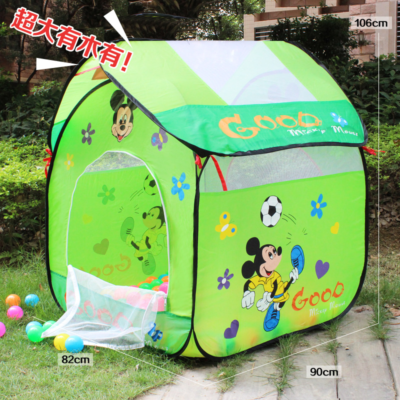Baby Playpen Children Kid Ocean Ball Pit Pool In Outdoor Kids Hut Pool Play Tent Safety Mesh Baby Play Yard Baby Playpen<br><br>Aliexpress