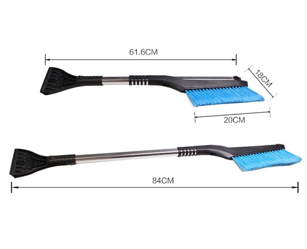 Hot Selling Car vehicle Snow Ice Scraper Snowbrush Shovel Removal Brush Winter Gift Jun 14