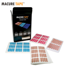 Macure Tape 20 Pcs  Healthcare Cross Tape Kinesiology Sports Kinesiology Tape Medical Muscle Support Kinesiologia Outdoor Taping