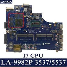 Buy KEFU VBW01 LA-9982P Laptop motherboard Dell Inspiron 3537 5537 Test original mainboard I7-4500U 2GB graphics card for $240.00 in AliExpress store
