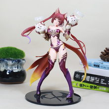 Anime Factory Rage of Bahamut Cerberus 1/7 Complete Sexy Girl PVC Action Figure Resin Collection Model Doll Toy Gifts Doll