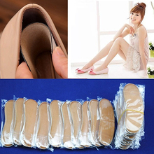 5Pairs Sticky Sponge Inserts Shoes Cushion Pads Comfort Heel Liners Heel Grips