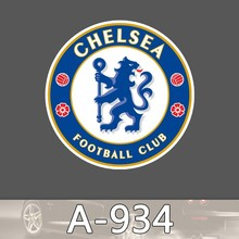 A-934 Premier League Football Team Vinyl Decal Sticker for Kids Waterproof Cool Graffiti Moto Laptop Luggage Notebook Stickers