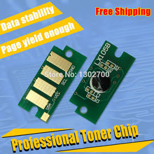 20PCS 332-0407 0409 Toner Cartridge chip For dell 1760 C1760 C1760nw 1765 C1765 C1765nf C1765nfw color laser powder refill reset
