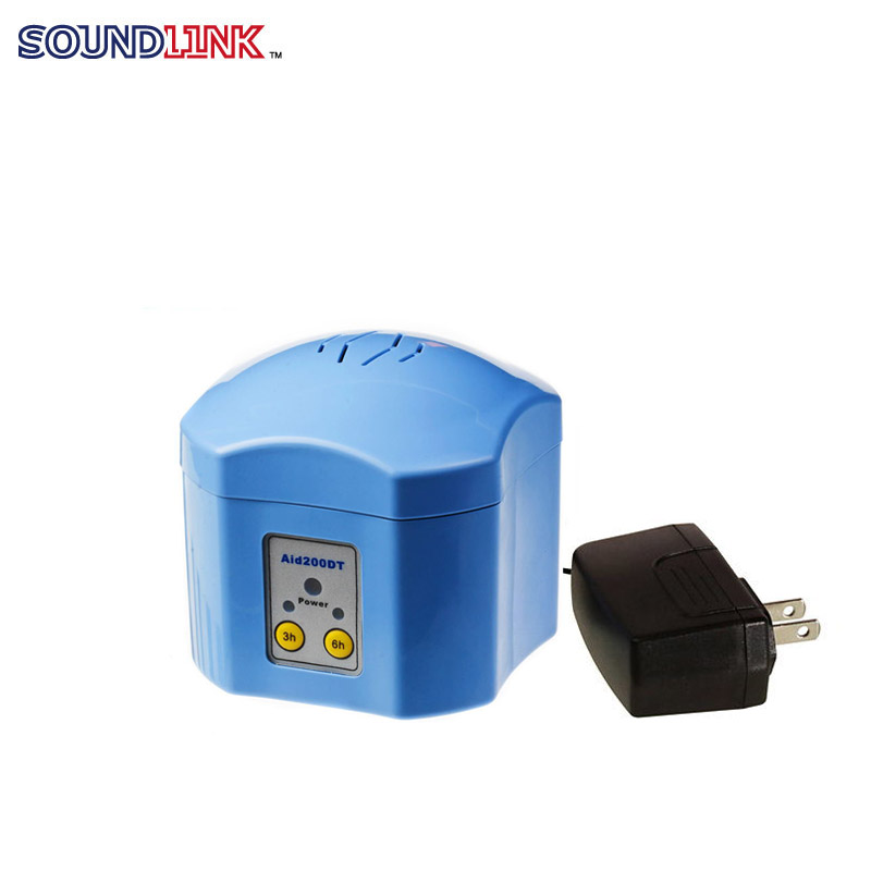 Hearing Aid Dryer 3/6 hour timer Professional Hearing Aid Drybox Drying Box Case Dehumidifier For Hearing Aids <br>