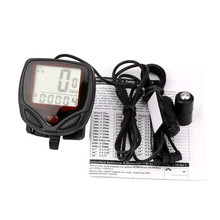 Bike computer Cycling Bicycle speedometer Waterproof Bicycle Bike Display Digital Computer Speedometer Odometer Bike accessories
