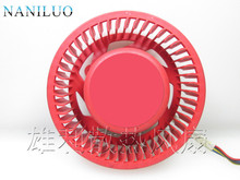 NANILUO Original FD9238H12S 75mm Graphics / Video Card Cooler Fan Replacement 37mm 12V 0.8A 4Wire for ATI HD5850 HD6850 HD6970(China)