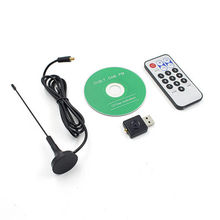 USB DVB-T+DAB+FM HDTV TV Tuner Receiver Stick RTL2832 +R820T Tuner Receiver(China)