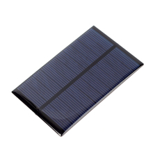2pcs/Lot 5V 1.2W 240mA Solar Panel Cell DIY Sunpower Solar China Module DIY Solar System Cells Battery Charger #69410