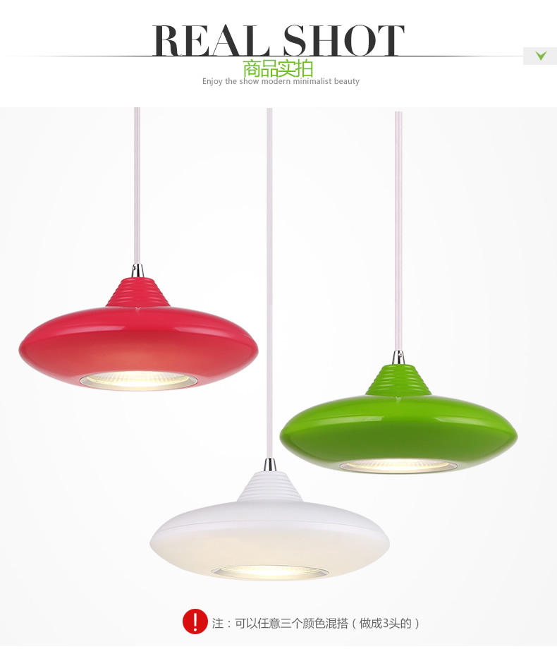 LED creative modern simple bar pendant lamps and lanterns in the dining room of the lamp<br><br>Aliexpress
