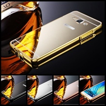 Luxury Mirror Case For Samsung Galaxy J1 J3 J5 J7 A3 A5 2016 J2 Prime Core Grand Prime Neo Plus S3 S4 S5 Neo S6 S7 edge S4 Mini