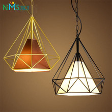 Modern Black Birdcage Pendant Lights Fixture  for Dining Room Entryway Bar Living Room Restaurant Pendant Lamps
