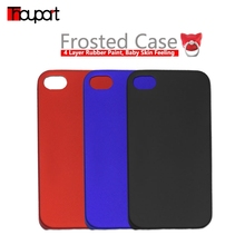 For Apple IPhone 4S / IPhone 4G Case Rubber Paint Good Touch Feel PC Frosted Cover Ring Holder Cat Hard Cases For Iphone 4(China)