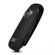 IDV007 New Mini Camera Intelligent Clip-On Camera Remote HD Noise Reduction Conference Recording Pen