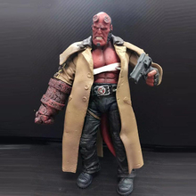 Hellboy Variant Action Figure 1/8 scale painted figure Wounded Hellboy Variable PVC figure Toys Brinquedos Anime
