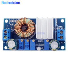 New MPPT 5A  DC-DC Voltage Controller For Solar Panels Solar Controller Board 5A Buck Step-down Charging Module Mppt Module
