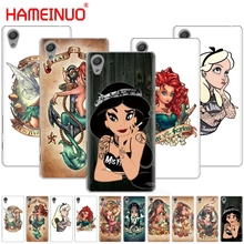 Buy HAMEINUO princess cartoon Cover phone Case sony xperia C6 XA1 XA2 XA ULTRA X XP L1 L2 X XZ1 compact XR/XZ PREMIUM for $1.36 in AliExpress store