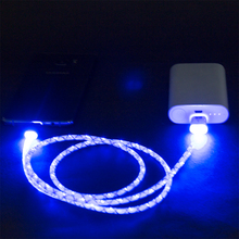 LED Light Universal Charging Data Type C Cable For Xiaomi mi5 Letv LeEeco Le 2 /Le 2 pro /Le Max Huawei P9 Oneplus 2 Phone Cable