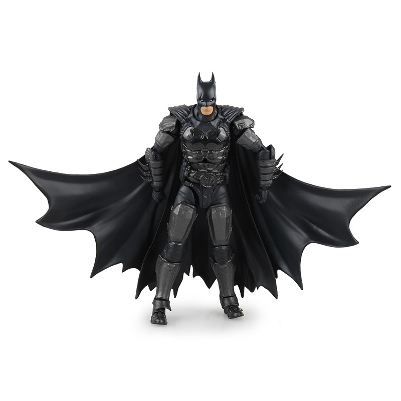 2017 New 17cm The Avengers Anime Figma Action Figures Toys Super Hero Batman PVC Model Collection Dolls for Best Brithday Gifts<br><br>Aliexpress