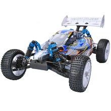 HSP Rc Car 1/8 Scale 4wd Nitro Power Remote Control Car 94860 Troian Off Road Buggy Just Like HIMOTO REDCAT Hobby Racing
