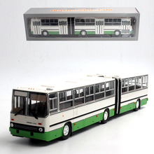 Factory 1:43 IKarus-280 Hungary Articulated bus Classic bus model Favorites Model