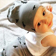 New Sping Brand Cute Baby Hat Toddler Kids Newborn Girl Boy Infant Crochet Knit Hat Cap Beanies Accessories Animal Printed Caps