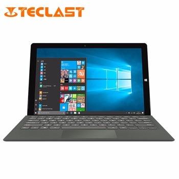 "Teclast x5 p ro 8กิกะไบต์lpddr3 + 256กิกะไบต์ssd 12.2 ""1920x1200 USB 3.0ประเภทC BT Windows10 Intel KabyทะเลสาบCore 2 in 1 U Ltrabookเครื่องคอมพิวเตอร์แท็บเล็ต"