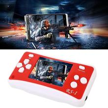 "Gasky RS-1 8 Bit 2.5"" inch LCD Built in 152 Games Portable Handheld Video Game Console High Quality Gamepad Gaming Controller(China)"
