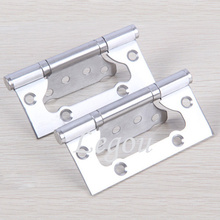 4 Inch 2.5 MM Thickness  Stainless Hinges For Wooden Steel Door