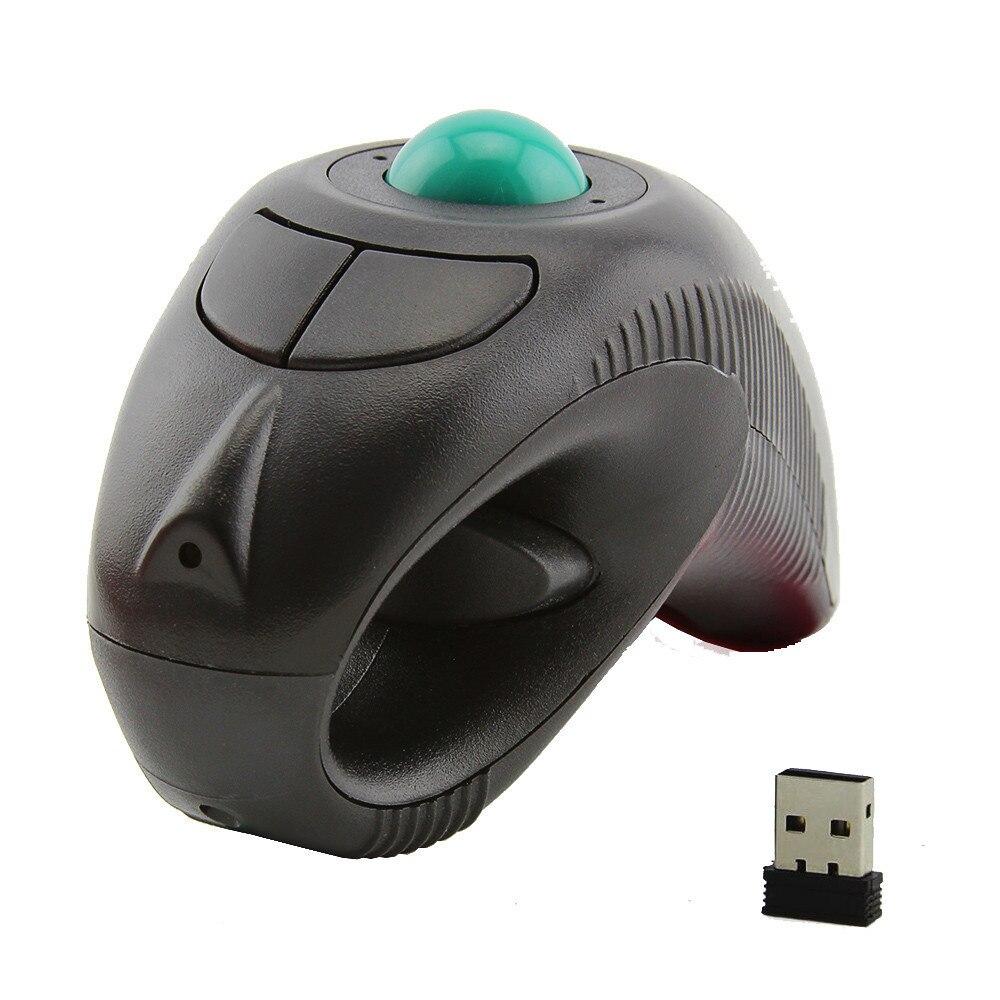 laser trackball mouse