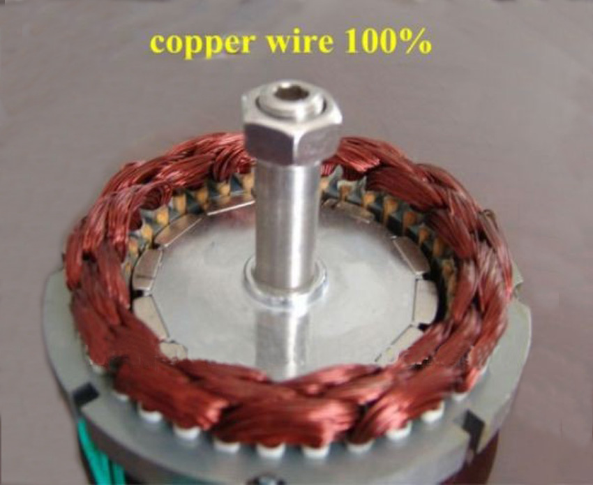 inside copper