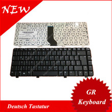 German Keyboard for HP DV2000 V3000 DV3000 DV2500 V3500 GR keyboard