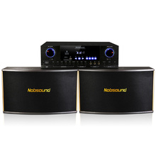 Nobsound K10 Bluetooth home ktv sound package equipment home ktv speakers karaoke OK Ten strong bass support Bluetooth(China)