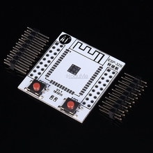 ESP32 ESP32S IO Adapter Base Board Pinboard Converter With 4 Row Pins For ESP-32S Wireless WiFi Bluetooth Module Free Shipping
