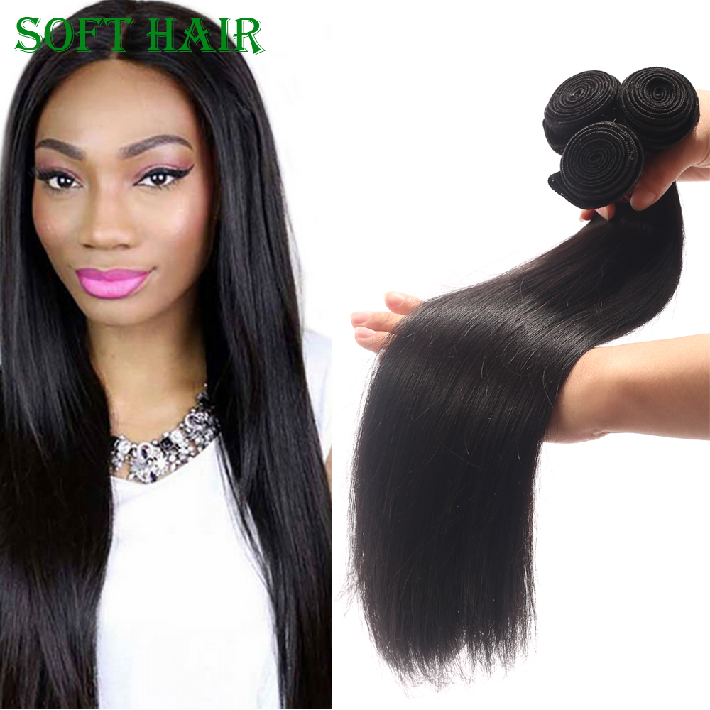 Hot Sale Malaysian Virgin Hair Straight 3Pcs Lot Elfin Grade 6A Unprocessed Virgin Malaysian Straight Hair Weave Free Shipping<br><br>Aliexpress