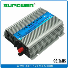 FREE SHIPPING Indoor design Input 10.5-28V 600W Solar Grid Tie Micro Inverter for Home/ Office Solar system(China)