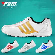 New PGM authentic golf shoes waterproof men's super Japanese style without spikes sports shoes  men shoes top003