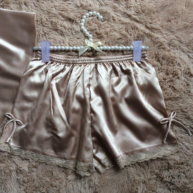 women silk pajamas set (10)