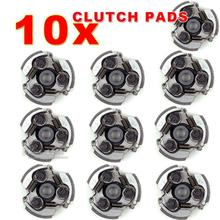 10X NEW CLUTCH PAD + SPRING 47CC/49CC POCKET MINI DIRT BIKE ATV
