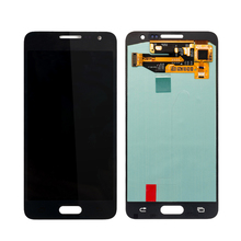 10PCS/Lot Touch Screen Glass LCD Display For Samsung Galaxy A3 2015 A300 A3000 A300F A300M Manufacturer 6 Months Warranty(China)