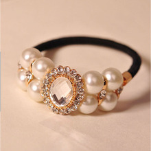 Hot Selling Fashion women hair accessories girl headbands hair band head band pearl hair clip