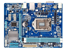 100%  original Free shipping motherboard for Gigabyte GA-H61M-S1 H61M-S1 DDR3 LGA1155   Solid-state integrated free shipping