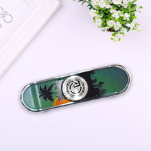 Buy Free Free Free Scooter Tri Fidget Metal Hand Spinner Finger Gyro Desk EDC Toy Relieve Stress for $8.15 in AliExpress store