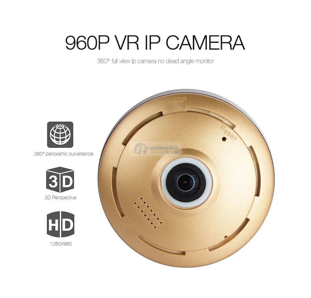 baby monitor 3D VR IP CAMERA WI-FI fisheye V380 (9)
