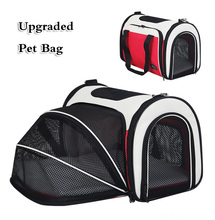 New Pet Dog Bag Carrier Portable Dog Backpack Handbag 50*29*31cm