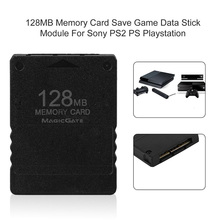 kebidumei 128MB Memory Card Save Game Data Stick Module For Sony for PS2 for PS for Playstation(China)