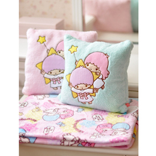 1pc 150cm cartoon Plush blanket little twin stars air conditioning rest cushion  + blanket stuffed toy creative gift for baby